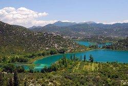 Bacina Lakes
