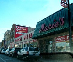 Marie's Liquor & Pizza