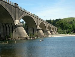 Fernbridge Historic Bridge