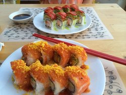 Yellowfish Sushi