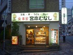 Miyamoto Munashi JR Nishiakaishi Ekimae