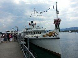 Zuerichsee Schifffahrt & Gastro
