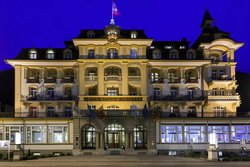 ‪Hotel Royal St. Georges Interlaken - MGallery Collection‬