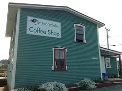 Two Whales Coffee Shop