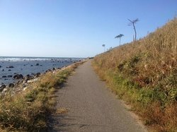 Hakui Kenmin Cyclying Road