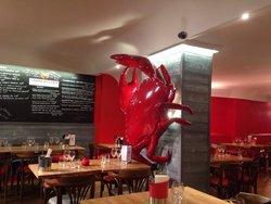 Crabe Kitchen