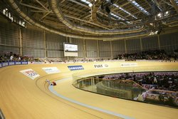 Sir Chris Hoy Glasgow Velodrome