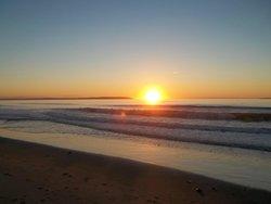 Sunrise at The Alouette Beach Resort