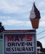 May's Drive-In