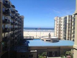 5th floor, nice view!