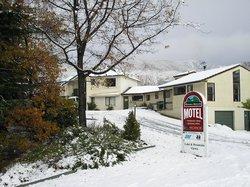 瓦納卡美景汽車旅館