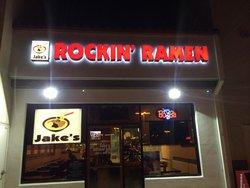 Jake's Rockin' Ramen