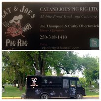Cat & Joe's Pig Rig