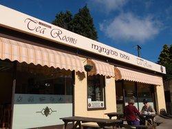 Mynydd ddu tea rooms Cwmdu