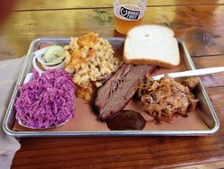 Horse Thief BBQ restaurant