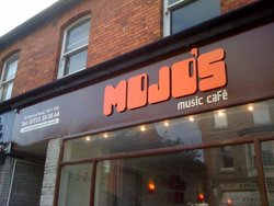 Mojos Music Cafe