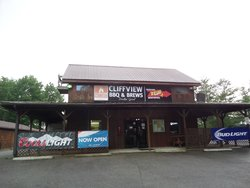Cliffview Bbq and Brews