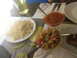 Chez Marie Ange Restaurant Africain