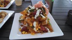 Heavily nachos