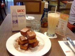 UCC Coffee Cafe