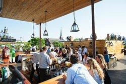 Stars Restaurant - Rooftop & Grill Room