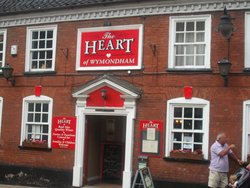 The Heart of Wymondham