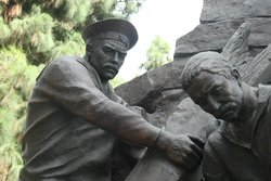 Monument to Russian Sailors, Heroes of Mercy and Self-Sacrifice