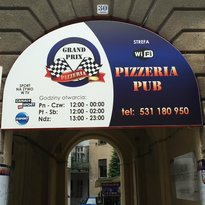 Grand Prix Pizzeria