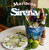 Mariscos Sirena