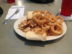 Griffin's Poboy and Grille