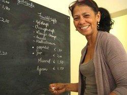 Nashia Kulinarisches