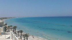 Mahdia Beach