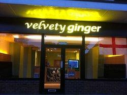 Velvety Ginger