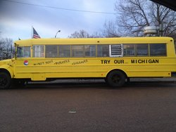 Beansie's Bus
