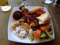 Zest Mediterranean Restaurant