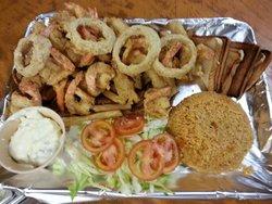 Ciros Restaurant In Pharr