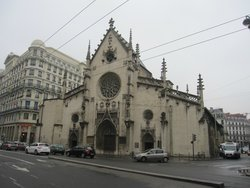 Eglise Saint-Bonaventure