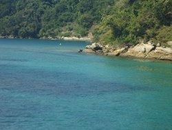 Praia Ilhas da Gipoia
