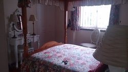 bedroom at Intake House Foyers