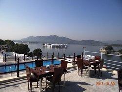 Udaigarh - Roof Top Restaurant