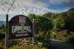 Grist Mill and Gardens at Keremeos