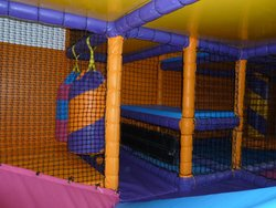 Purple Monster Play Centre