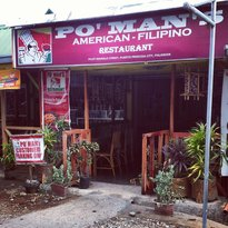 Po' Man's American-Filipino Restaurant