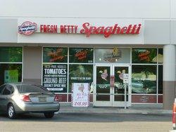 Fresh Spaghetti Betty