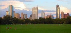 Zilker Park Walking Tour