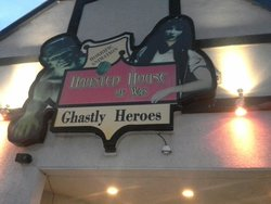 Haunted House of Wax