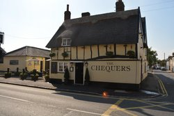 ‪The Chequers Pub & Kitchen‬