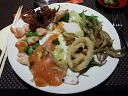 IL Gusto Restaurant Wok