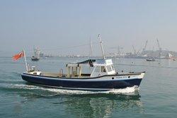 Rybářské plavby avýlety