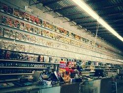 The Deep Comics & Games
